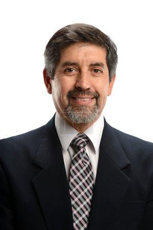 Businessman's portrait