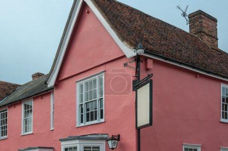 Tudor Cottage Suffolk, UK