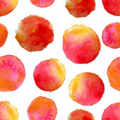 round water color background vector illustration