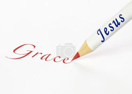 jesus grace