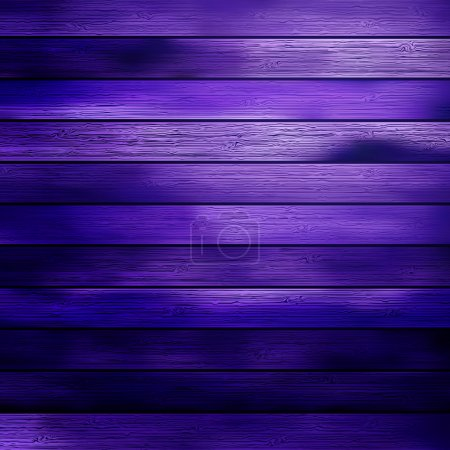 Illustration for Abstract Wood plank purple texture background + EPS10 - Royalty Free Image