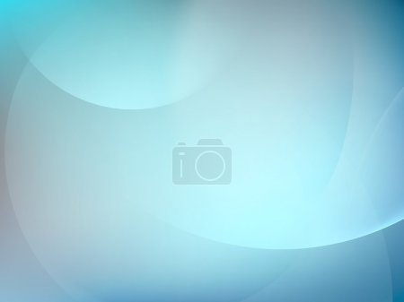 Illustration for Abstract blue background. + EPS10 vector file - Royalty Free Image