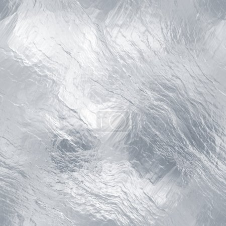 Photo pour Texture de glace transparente (infographie, grande collection) - image libre de droit