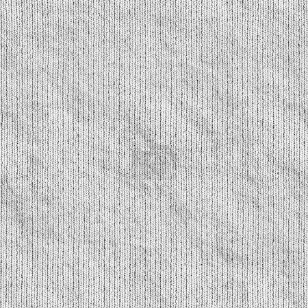 Seamless cloth texture