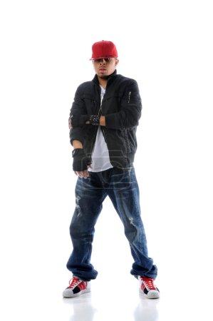 Hip Hop Dancer Standing