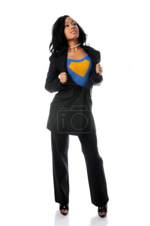 Super Business Woman