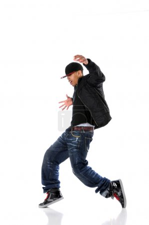 Hip Hop Man Dancing