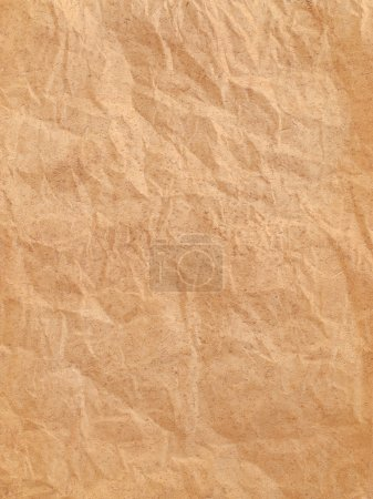 Photo for Texture of crumpled packaging paper - Royalty Free Image