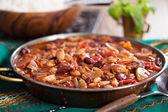 Vegan bean chili