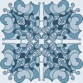 Blue pattern 02