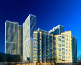 New apartment buildings, Chertanovo Severnoe, Moscow