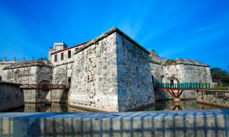 Castle of the Royal Force (Castillo de la Real Fuerza), fortress