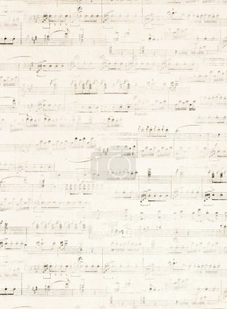 Photo pour Musique de fond papier peint - image libre de droit