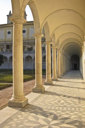 Certosa di San Martino - monastery at Naples, Italy