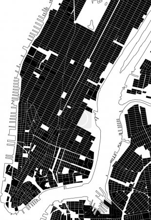 New York street texture