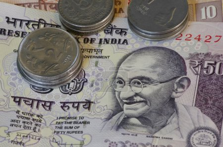 Indian rupees