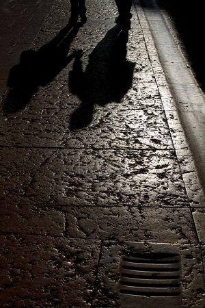 Holding her hand in Verona