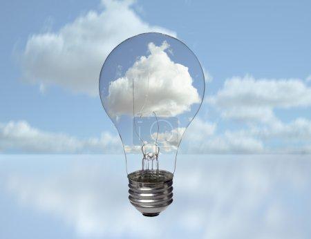blue sky idea