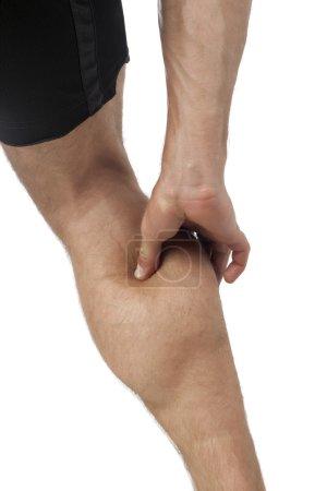 leg calf injury