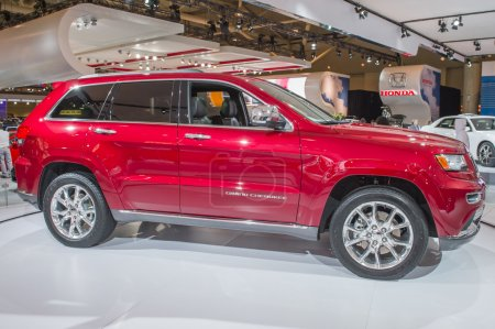 2014 Chrysler Jeep Grand Cherokee