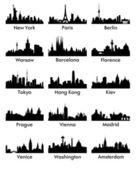 Város sziluett 15