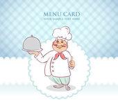 Kuchař kuchař muži
