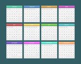Kalendář pro rok 2014