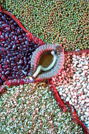 Photo pour Impulsions indiennes - image libre de droit