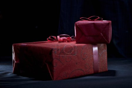 Photo for Gifts for holiday - Royalty Free Image