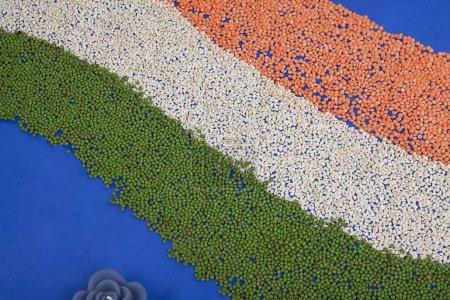 Photo pour Impulsions de couleurs différentes - image libre de droit