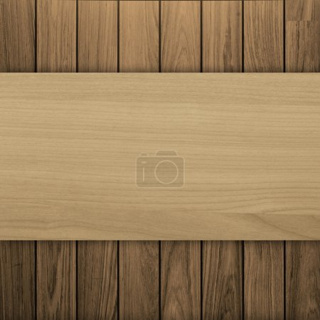 Wooden texture background with space for text