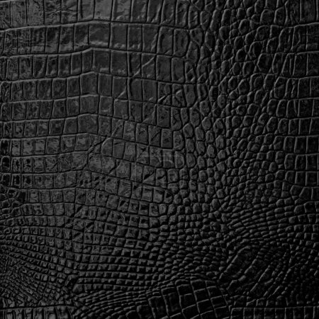 Black Leather background texture...