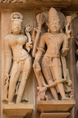 Lakshamana Temple in Khajuraho