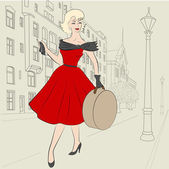 woman of 50s