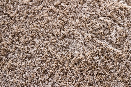 Cream carpet texture - abstract background