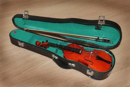 Quarter Size Learning Violin Case