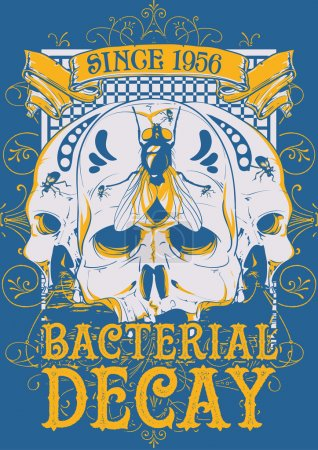 Bacterial decay