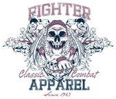 Fighter apparel