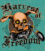 Harvest of freedom