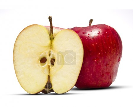 Full & Half Apple
