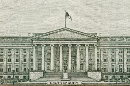 US Treasury Department Washington DC