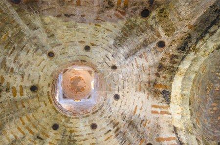 Ancient Cuppola Interior View.