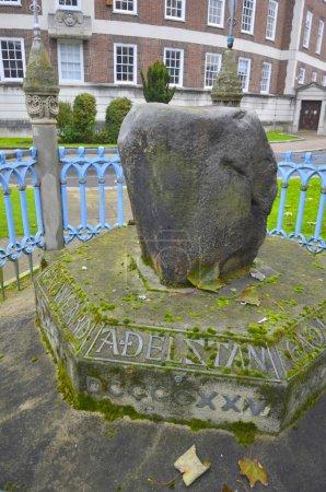 célèbre roi Pierre de prononciation à kingston, Londres