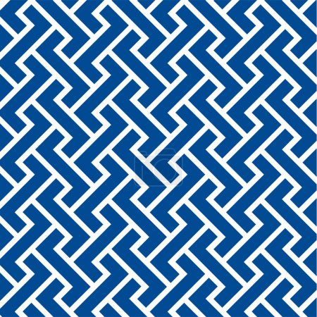 Seamless pattern background retro vintage design