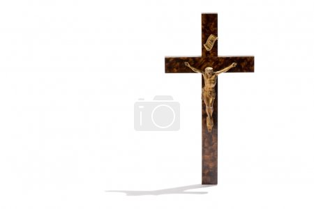 Crucifix with the body of Christ