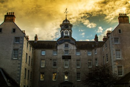 Photo for An old Psychiatric hospital in Perth Scotland - Royalty Free Image