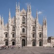 Duomo is the cathedral church of Milan, Italy...