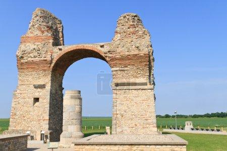 Old Roman City Gate (Heidentor)