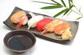 Sushi, japonská tradiční pokrmy