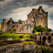 Scottish castle...